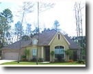 Louisiana Land 1 Acres Below Appraisal SawMill Creek Custom Home