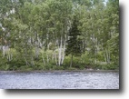 Quebec Waterfront 1 Acres Lake Front Prime Building Lot