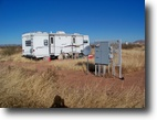 Arizona Farm Land 10 Acres 10ac. & 32ft RV - All Utilities In - Terms