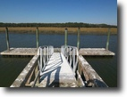 1-Acre Deepwater Lot with Pier &amp; Boat Slip