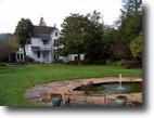 California Farm Land 12 Acres The Wightman House - A Vineyard Estate