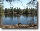 Wisconsin Waterfront 2 Acres Over 300 Ft of Sand Frontage!