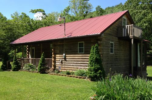 Land Lake House For Sale 5 Acres Near Monterville Wv