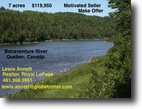Famous Salmon Fishing RiverFront 7 Acres