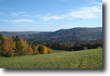 Vermont Farm Land 22 Acres Southern Vermont Land- Magnificent Views