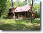 Michigan Waterfront 3 Acres 15181 Townline Rd.  MLS #1053467