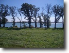 Iowa Waterfront 22 Square Feet Building Lot, Lakefront property