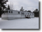 20 acre of wooded Deer country/2 bed home