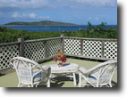 Virgin Islands Waterfront 1 Acres Price Reduced!  2 Bed Home plus 1 Bed Apt.