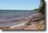 Michigan Waterfront 1 Acres TBD Gauthier Road  MLS #1084266