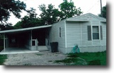Louisiana Land 6 Square Feet Mobile home and land in Welsh