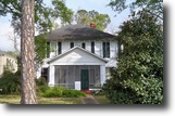 Louisiana Land 1 Acres Turn of the century 2 story home for sale!