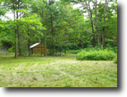 4+ Acres with Camp Bordering State Land