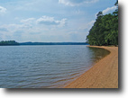 North Carolina Waterfront 1 Acres NC Lakefront Lot 185' Frontage $129,900