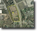 Virginia Land 5 Acres High Visibility, Great Commercial Value