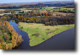 New York Farm Land 53 Acres Private Island Erie Canal and Seneca River