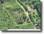 6 acre lot in the Lehigh Tannery, PA