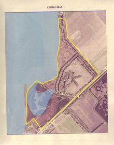 Bay Lodge aerial site delineation