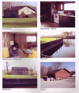 Hunters Lodge, Channel and Outbuildings