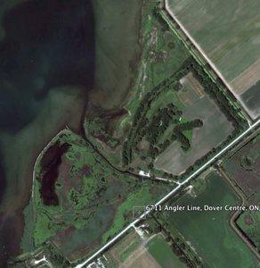 Bay Lodge - Google Earth