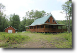 Seasonal Home near State Forest 56 Acres