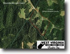 West Virginia Farm Land 77 Acres 77+/- Walnut Run Road  MLS 101958