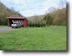 118.49 acres on 621 Gipson Hollow Rd.