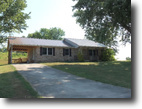 Home &amp; 21.60 Acres on 2508 Clay Co. Hwy.