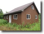 Wisconsin Land 29 Acres Shell Cabin in Spooner