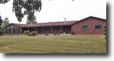 Wisconsin Farm Land 5 Acres Country Home ok for horses &amp; indoor pool