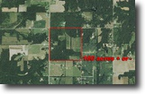 160 acres Jefferson Co., IL with home
