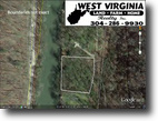 West Virginia Waterfront 2 Acres 0 Porter Creek Road  MLS 102192