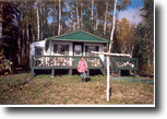 Quebec Waterfront 1 Acres Waterfront Cottage - Fully Furnished