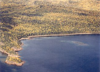 St. Ignace Island - Fraser Point