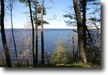 Wisconsin Land 3 Acres Deeded lake access and a private boat slip
