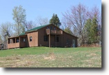 210 Acres Cabin Hunting Fishing Secluded