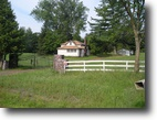 Country Home with 120 Acres