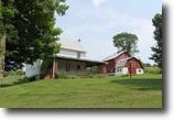 16 Acres Farmhouse Farmland Dairy Barn