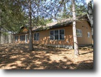 Wisconsin Waterfront 2 Acres Private Oasis on North Twin Lake