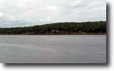 Maine Waterfront 16 Acres Water Front on the St. Croix River, Calais