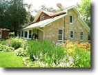 Wisconsin Waterfront 5 Acres Chamring Lake Wisconsin Home