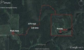 ATV access