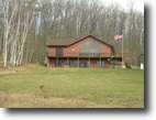 Wisconsin Land 4 Acres Chalet look home on Hidden Lake Rd-Minong