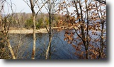 2 Acre Lot with Permanent Boat Slip!