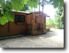 British Columbia Land 14 Square Feet Cottage only a stone's throw to the beach!