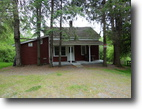 50 Acres Cabin Borders State Forest!!