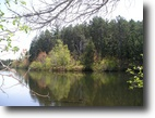 Wisconsin Waterfront 3 Acres Vacant Lot on Cranberry Lake - Wascott