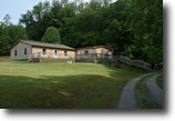 Virginia Farm Land 48 Acres Mini Farm with Home, Pond and Pool