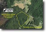 West Virginia Land 31 Acres 0 Little Blue Knob  MLS 102590