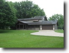 Wisconsin Waterfront 1 Acres Green Lake WI Waterfront Home